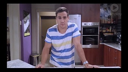 Aaron Brennan in Neighbours Episode 7299