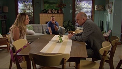 Sonya Mitchell, Toadie Rebecchi, Tim Collins in Neighbours Episode 7299