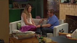 Sonya Mitchell, Toadie Rebecchi in Neighbours Episode 7299