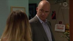 Sonya Mitchell, Tim Collins in Neighbours Episode 7299