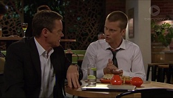 Paul Robinson, Daniel Robinson in Neighbours Episode 7300