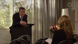 Lachie Maroon, Steph Scully in Neighbours Episode 7300