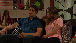 Kyle Canning, Amy Williams in Neighbours Episode 7301