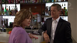 Lyn Scully, Paul Robinson in Neighbours Episode 7301