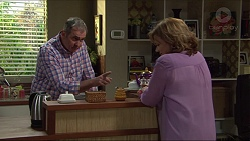 Karl Kennedy, Lyn Scully in Neighbours Episode 7301