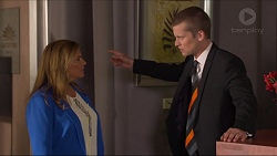 Terese Willis, Daniel Robinson in Neighbours Episode 7302