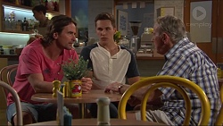Brad Willis, Josh Willis, Doug Willis in Neighbours Episode 7302