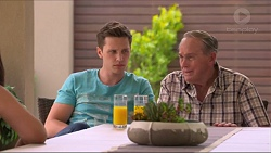Josh Willis, Doug Willis in Neighbours Episode 7302