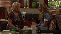 Sheila Canning, Xanthe Canning in Neighbours Episode 7302