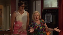 Kyle Canning, Sheila Canning in Neighbours Episode 7302