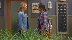 Steph Scully, Amy Williams in Neighbours Episode 7303