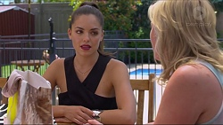 Paige Novak, Lauren Turner in Neighbours Episode 7303
