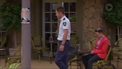 Mark Brennan in Neighbours Episode 7303