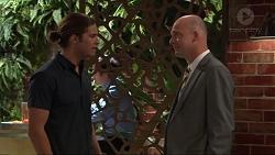 Tyler Brennan, Tim Collins in Neighbours Episode 7304