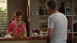 Susan Kennedy, Mark Brennan in Neighbours Episode 7304