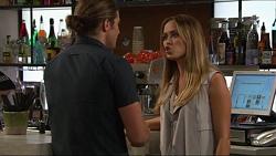 Tyler Brennan, Courtney Grixti in Neighbours Episode 7304