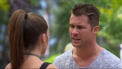 Paige Smith, Mark Brennan in Neighbours Episode 7304