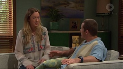 Sonya Mitchell, Toadie Rebecchi in Neighbours Episode 7305