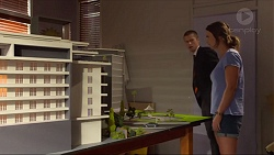 Daniel Robinson, Amy Williams in Neighbours Episode 7305