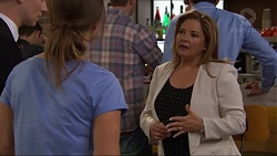 Amy Williams, Terese Willis in Neighbours Episode 7305