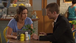 Amy Williams, Daniel Robinson in Neighbours Episode 7305