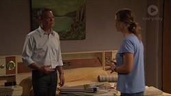 Paul Robinson, Amy Williams in Neighbours Episode 7305