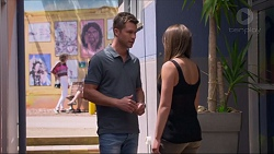 Mark Brennan, Paige Smith in Neighbours Episode 7305