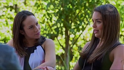 Imogen Willis, Paige Smith in Neighbours Episode 7305