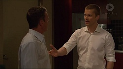 Paul Robinson, Daniel Robinson in Neighbours Episode 7305