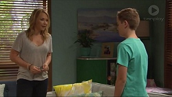 Steph Scully, Charlie Hoyland in Neighbours Episode 7306