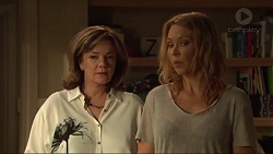 Lyn Scully, Steph Scully in Neighbours Episode 7306