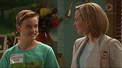 Charlie Hoyland, Philippa Hoyland in Neighbours Episode 7307