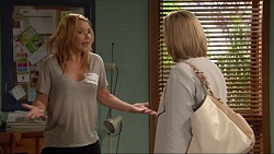 Steph Scully, Philippa Hoyland in Neighbours Episode 7307