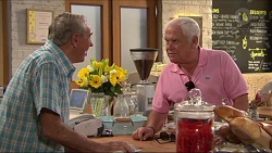 Doug Willis, Lou Carpenter in Neighbours Episode 7307