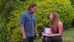 Brad Willis, Piper Willis in Neighbours Episode 7307