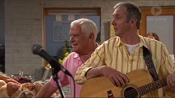 Lou Carpenter, Karl Kennedy in Neighbours Episode 7307