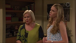 Sheila Canning, Xanthe Canning in Neighbours Episode 7307