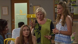 Piper Willis, Sheila Canning, Xanthe Canning in Neighbours Episode 7307