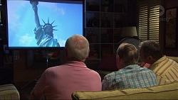 Lou Carpenter, Doug Willis, Karl Kennedy in Neighbours Episode 7307