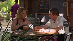 Steph Scully, Toadie Rebecchi in Neighbours Episode 7308