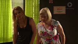 Steph Scully, Sheila Canning in Neighbours Episode 7308