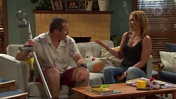 Toadie Rebecchi, Steph Scully in Neighbours Episode 7308