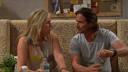 Lauren Turner, Brad Willis in Neighbours Episode 7309