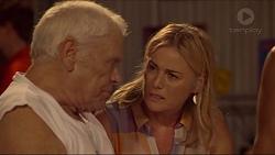 Lou Carpenter, Lauren Turner in Neighbours Episode 7309