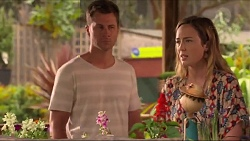 Mark Brennan, Sonya Mitchell in Neighbours Episode 7309