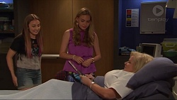 Piper Willis, Xanthe Canning, Sheila Canning in Neighbours Episode 7309