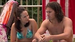 Imogen Willis, Tyler Brennan in Neighbours Episode 7310