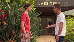 Cameron McPhee, Mark Brennan in Neighbours Episode 7310