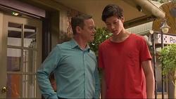 Paul Robinson, Cameron McPhee in Neighbours Episode 7310