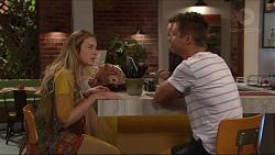 Sonya Mitchell, Mark Brennan in Neighbours Episode 7310